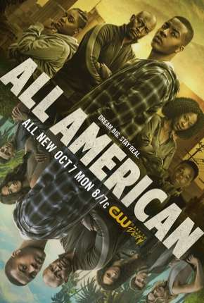 All American - 2ª Temporada Legendada