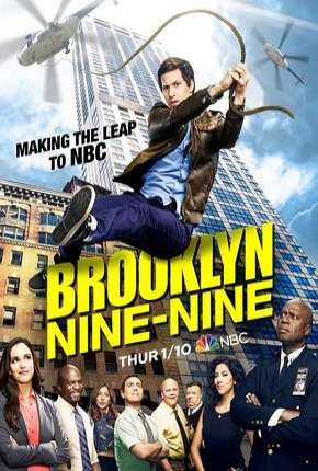 Brooklyn Nine-Nine - 6ª Temporada Completa