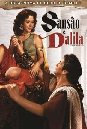 Sansão e Dalila BluRay