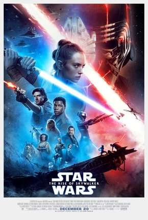Star Wars - A Ascensão Skywalker - Legendado WEB-DL