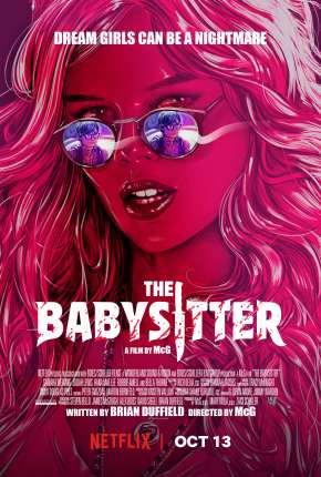A Babá - The Babysitter