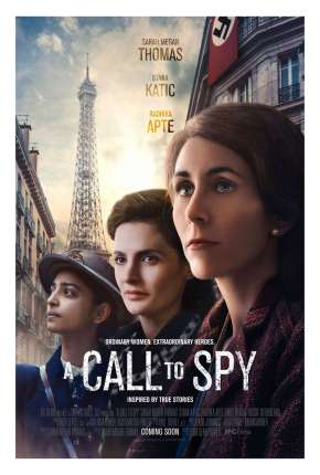 A Call to Spy - Legendado