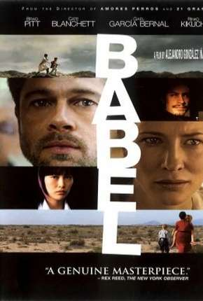 Babel BluRay