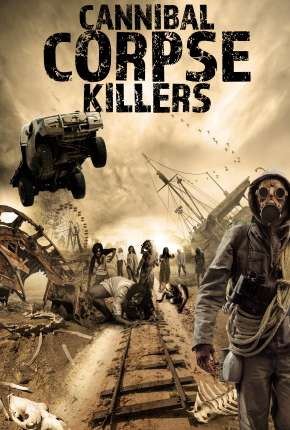 Cannibal Corpse Killers - Legendado
