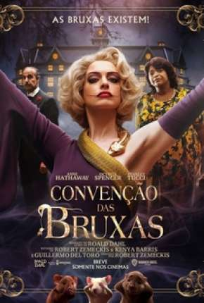 Convenção das Bruxas - The Witches