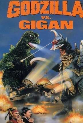 Godzilla vs. Gigan - Legendado