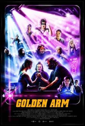 Golden Arm - Legendado