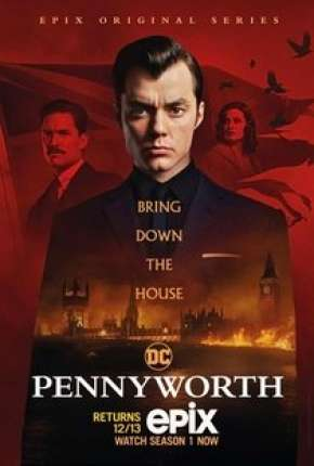 Pennyworth - 2ª Temporada Legendada