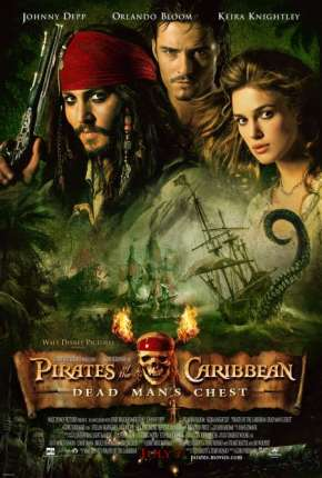 Piratas do Caribe - Quadrilogia