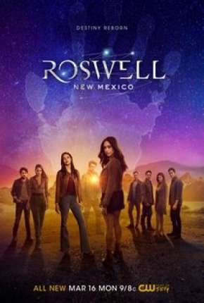 Roswell, New Mexico - 2ª Temporada