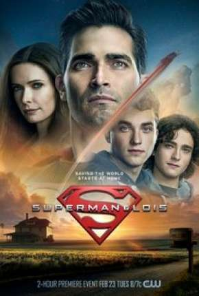 Superman e Lois - 1ª Temporada Legendada