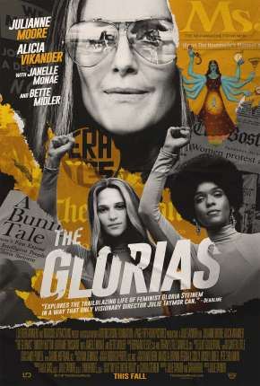 The Glorias - Legendado